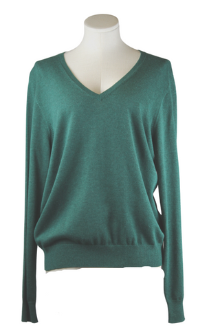 Repeat  V Neck Sweater
