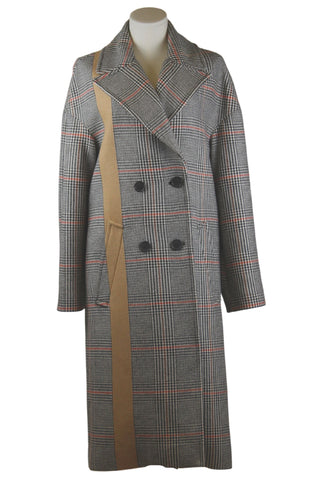 Coliac Double Breasted Coat