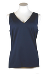 Akris Punto Sleeveless V-Neck Top