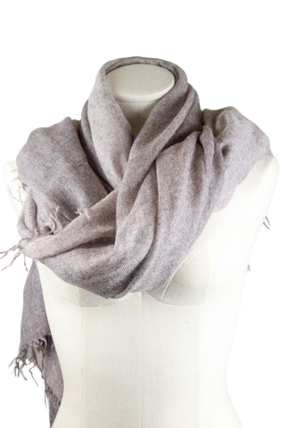 Tilo Handmade Cashmere Scarf (Pick Up In Store Only)