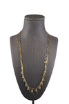 Velatti Quartz Rain Drops Necklace
