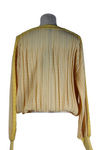 Marco De Vincenzo Cardigan with Metallic Thread