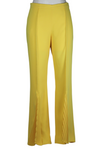 Marco De Vincenzo Cropped Flare Pants
