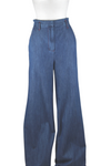 Philosophy High Waisted Wide Leg Jeans
