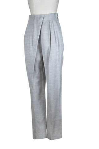 Proenza Schouler Draped Front Trousers