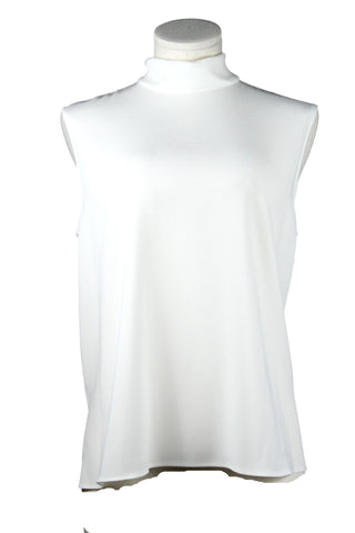 Paule Ka Blouse High Neck, Tie (Pick Up In Store Only)