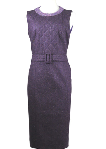 Paule Ka Tweed Dress (Pick Up In Store Only)