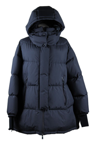 Herno Hoodie A-Line Puffer Jacket (Pick Up In Store Only)