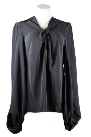 Rochas Blouse with Twist Front (Pick Up In Store Only)