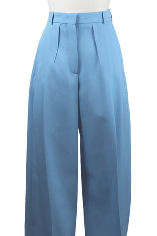 Rochas Light Blue Trousers (Pick Up In Store Only)