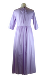 Hubert Gasser 3/4 Sleeve Maxi Dress