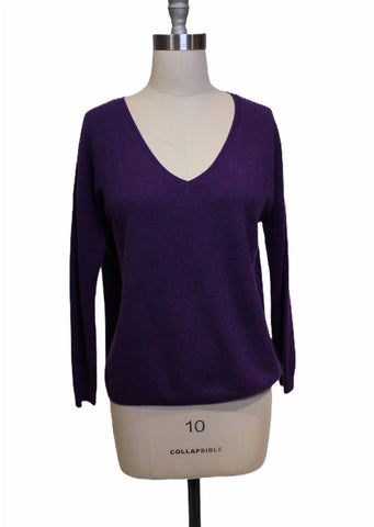 Absolut Cashmere V-Neck Cashmere Sweater