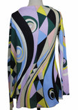 Emilio Pucci Abstract Print Mini Dress (Pick Up In Store Only)