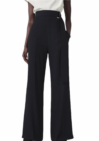 Victoria Beckham Belted Wide-Leg Trousers (Pick Up In Store Only)