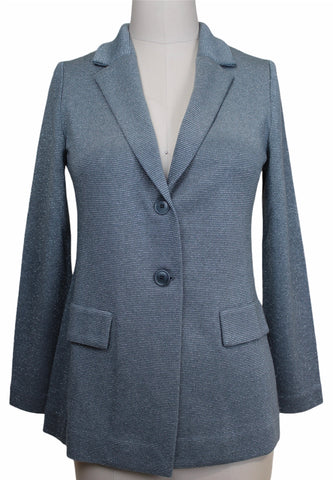 Amina Rubinacci Knit Blazer (Pick Up In Store Only)