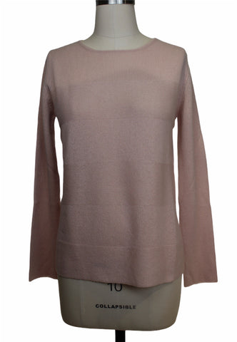Kash Blush Crewneck Sweater (*)