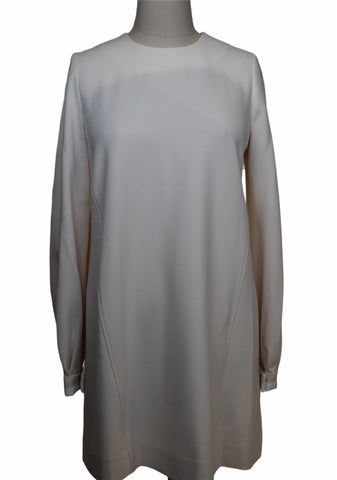 Victoria, Victoria Beckham Cream Dress (Pick Up In Store Only)