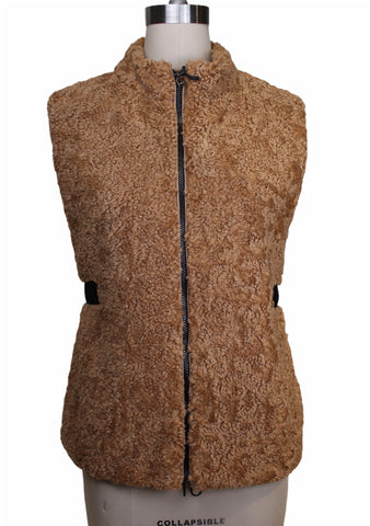 Seventy Faux Fur Teddy Vest (Pick Up In Store Only)
