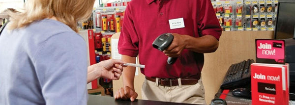 Signs you need a Barcode Scanner