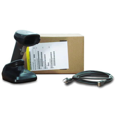 Zebra DS2278 2D Cordless USB Barcode Scanner Scanning QR code / 2D data matrix
