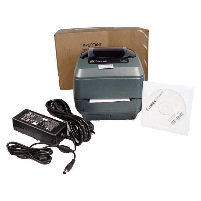 Zebra GK420T USB/ETH Printer