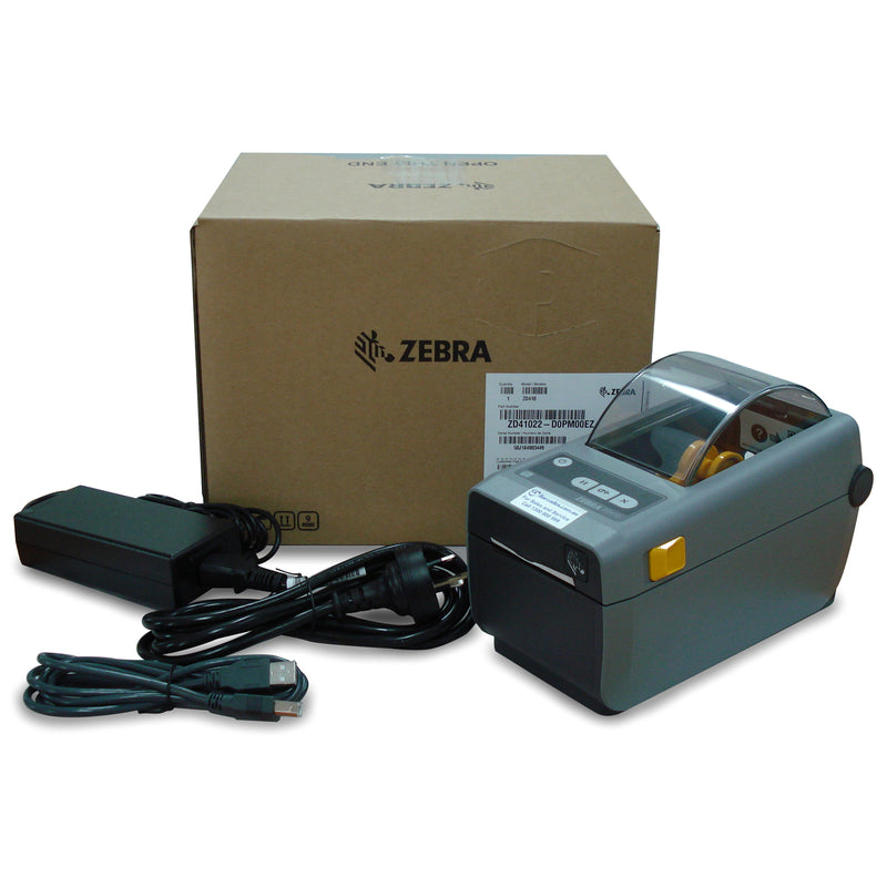 Zebra ZD410 Printer-USB