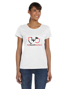 ABDocs4teachers-Ladies Tee