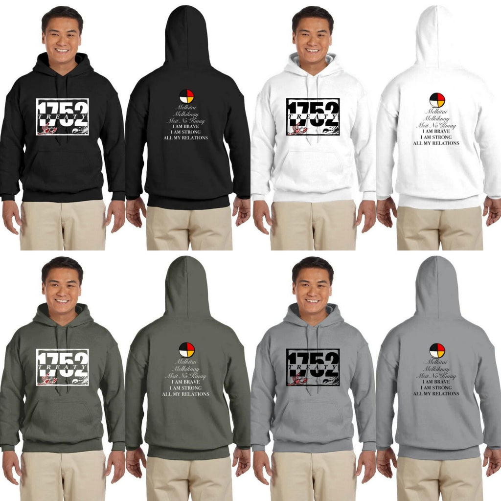 1752 Treaty Limited Edition -Hoodie