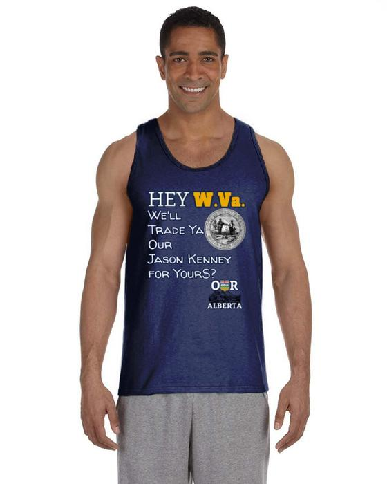 Our Alberta Trade Kenney Mens Tank