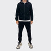 Men's Tribal Society TS Jersey Tracksuit - Black
