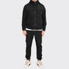 Men's Tribal Society Tech Tracksuit - Black