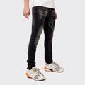 Men's Tribal Society Tribal Jeans - Dark Grey