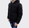Men's Tribal Society Down Jacket - Black