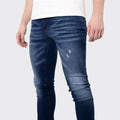 Men's Tribal Society Limited Edition Premium Jeans - Blue