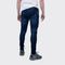 Men's Tribal Society TRBL Range Distressed Jeans - Blue