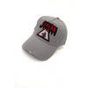 Men's Tribal Society Samurai Flexi Cap - Grey