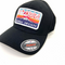 Mount Fuji Flexi Cap - Black