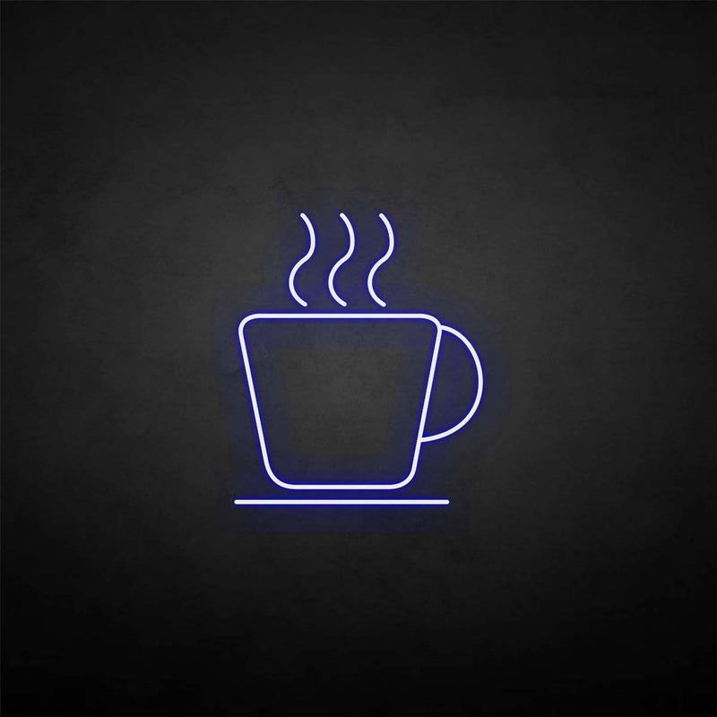 'Coffee' neon sign