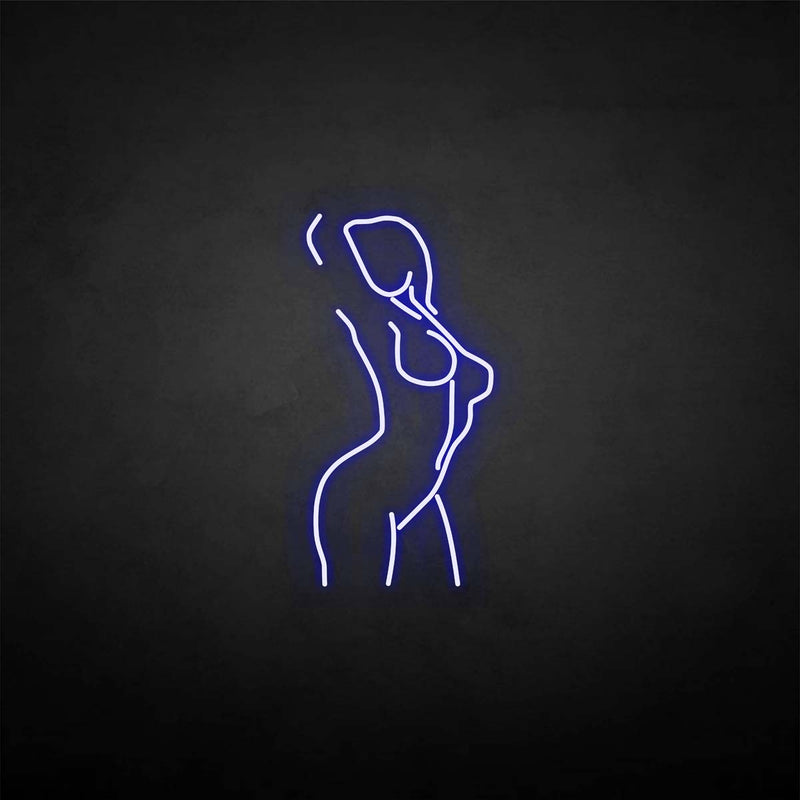 'sexy lady' neon sign