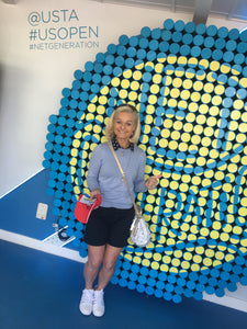 Meet the Founder of All About Tennis - Pam Ponwith