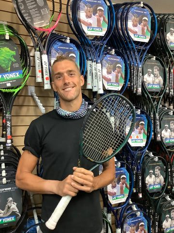 Troy Parsons at All About Tennis