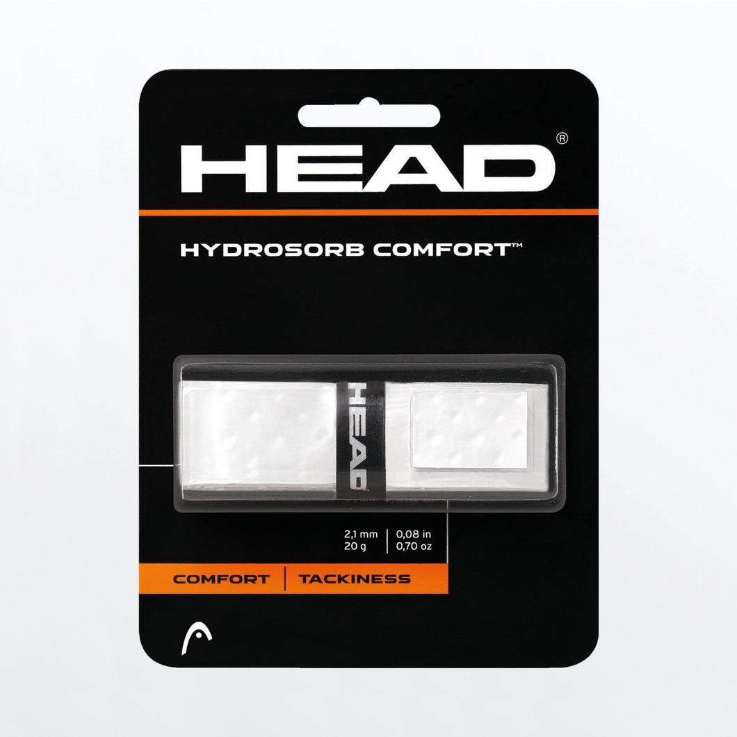 Head Hydrosorb Comfort Replacement Grip White