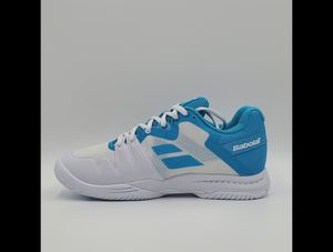 Babolat Women's SFX 3 All Court Tennis Shoes - Scuba Blue