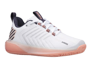 K-Swiss Women's Ultrashot 3 - White