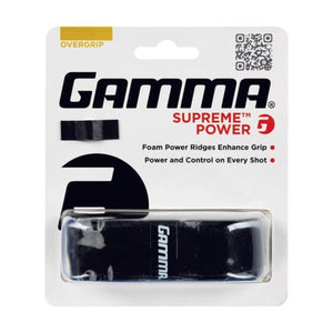 Gamma Supreme Power Replacement Grip