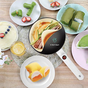 Automatic Portable Crepe Maker - d-deal-depot