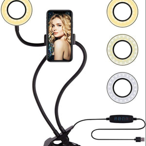 Award Winning Universal LED Light Selfie Ring - d-deal-depot