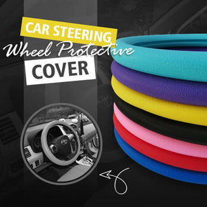 Car Steering Wheel Protective Cover 50% Off - d-deal-depot