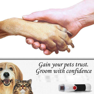 New Electric Pet Nail Trimmer - d-deal-depot