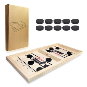 TABLE HOCKEY GAME FOR ADULT & CHILD - d-deal-depot